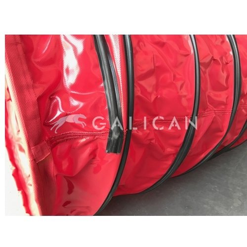 Túnel de agility strong Galican