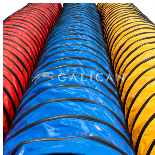 Galican Agility Antislip Tunnel