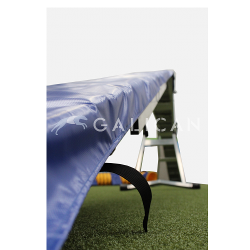 Seesaw canvas protection