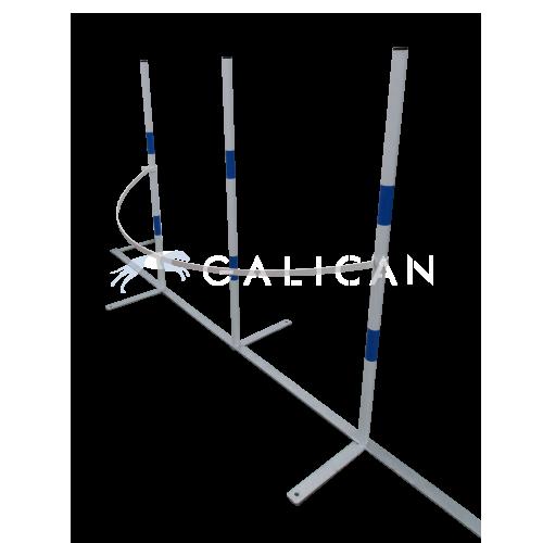 Guía de slalom PVC