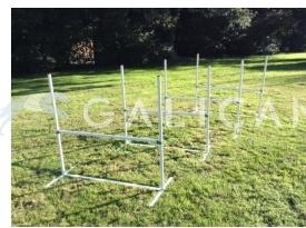 Set de entrenamiento 4x1 (aluminio)